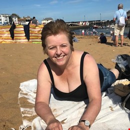 A nice day at Broadstairs.