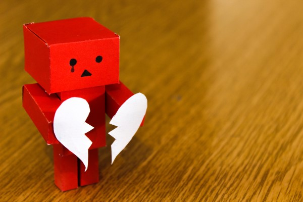 Where do I put my broken heart: getting dumped during deployment